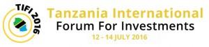 Tanzania International Forum For Investments, Dar es Salaam, United Republic of Tanzania
