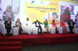 Two panel discussions of fertility experts and policy makers during the launch called .jpg