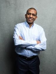 Ismael Ahmed CEO WorldRemit