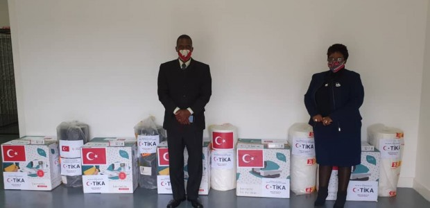 Turkish Cooperation and Coordination Agency (TIKA)