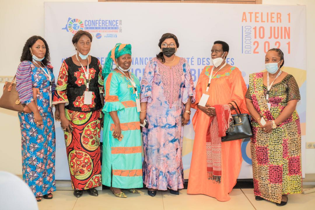 Conférence de Kinshasa pour l'égalité des sexes en Afrique