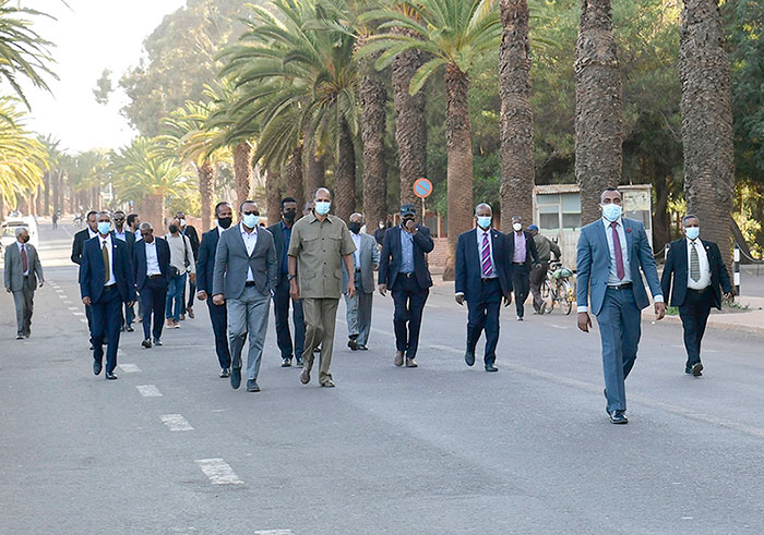 Ministry of Information, Eritrea