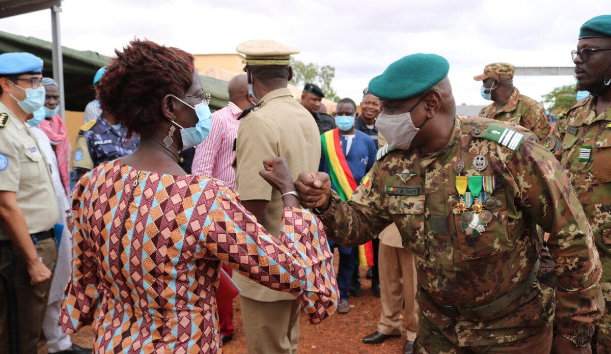 United Nations Multidimensional Integrated Stabilization Mission in Mali (MINUSMA)
