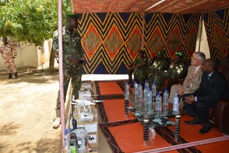 Ambassade de France au Tchad