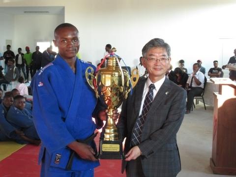 Embassy of Japan in Zambia