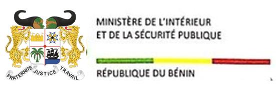 Ministre de l'Intérieur et de la Sécurité publique, République du Bénin