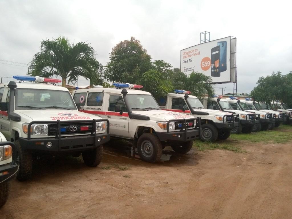 Ministry of Health, Republic of Liberia
