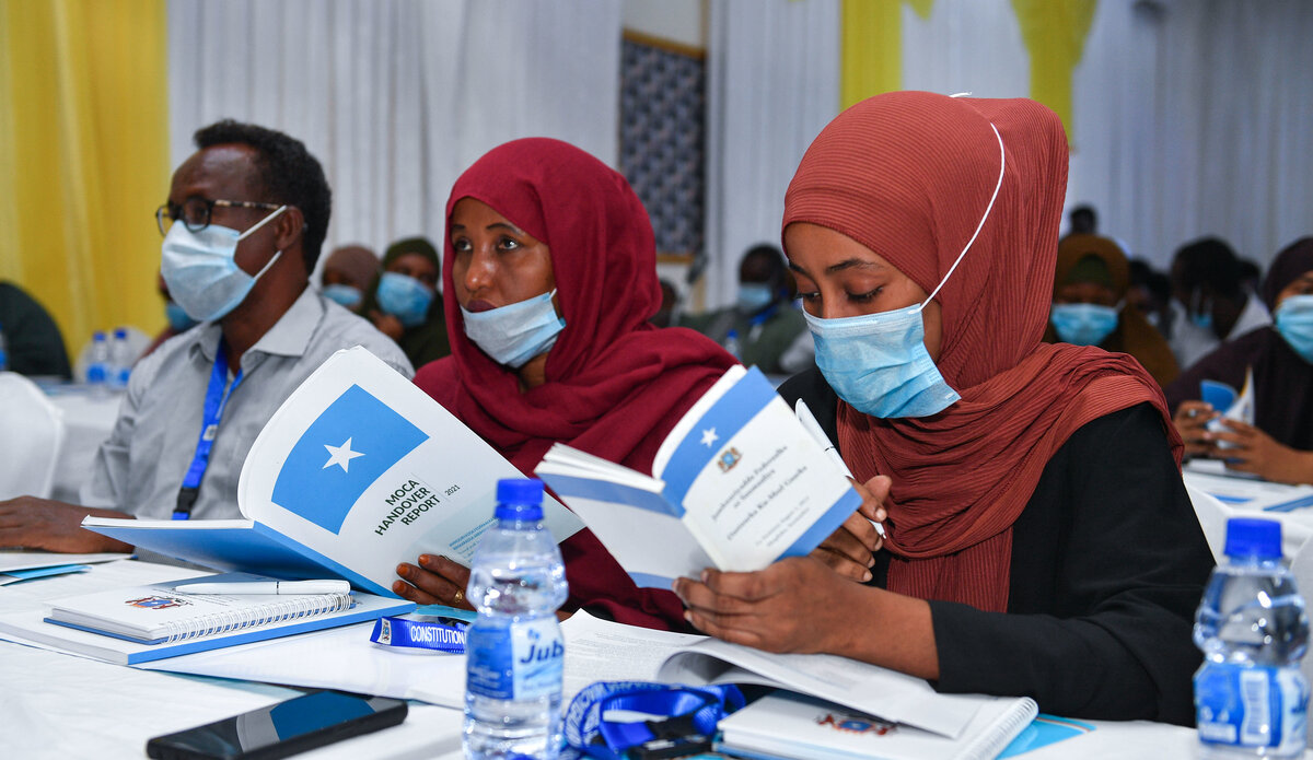United Nations Assistance Mission in Somalia (UNSOM)