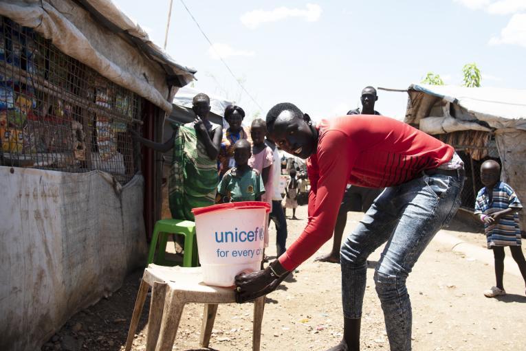 UNICEF South Sudan