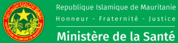 Ministère de la Santé, Mauritanie