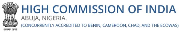 The High Commission of India, Abuja, Nigeria