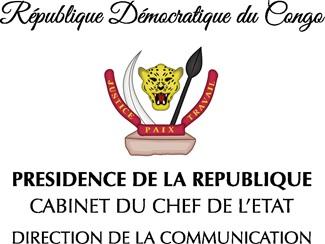 Présidence de la République Démocratique du Congo