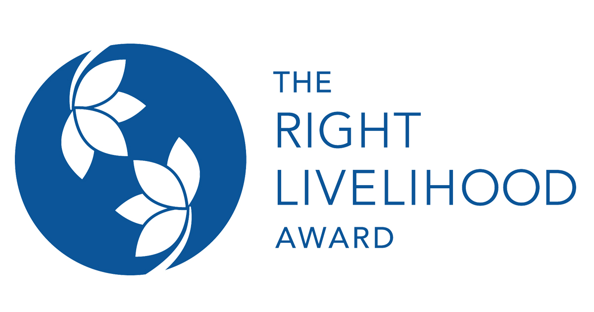 2020 Right Livelihood Laureates to be announced on October 1