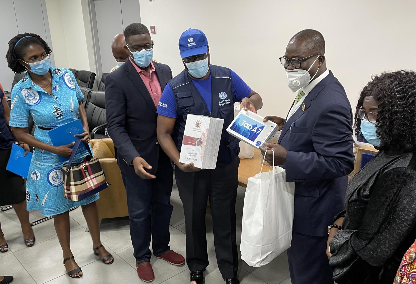 World Health Organization (WHO), Ghana