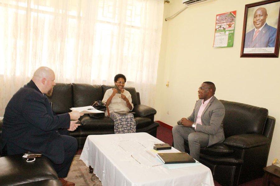 Ministère de la Santé Publique Burundi (MSPLS)