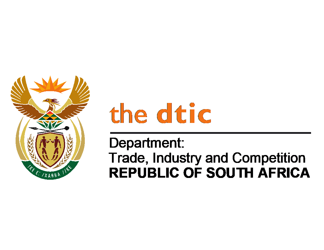The Department of Trade, Industry and Competition, South Africa