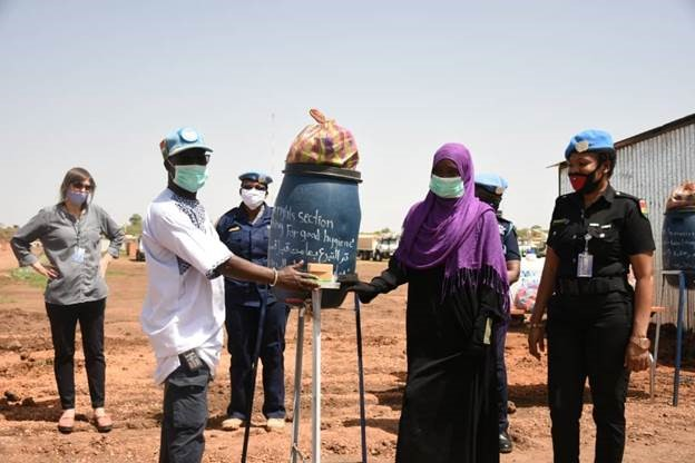African Union-United Nations Mission in Darfur (UNAMID)