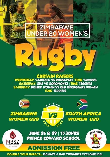 Zimbabwe Rugby Union (ZRU)