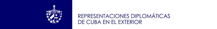 Cuba's Representative Office Abroad