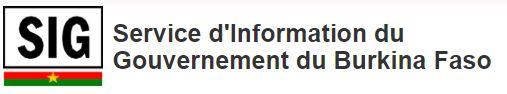 Service d'Information du Gouvernement du Burkina Faso
