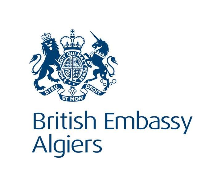 British Embassy Algiers