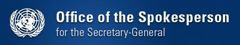 United Nations - Office of the Spokesperson for the Secretary-General