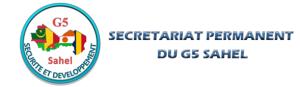 Force conjointe du G5 sahel : les adieux du général Hanena au président du Faso