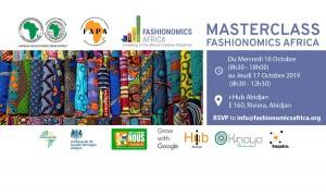 La Banque Africaine de Développement organise le lancement de la Masterclass Fashionomics Africa