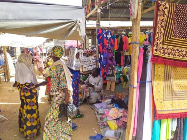 Reopening of Community Market Brings Hope to Locals in North-East Nigeria