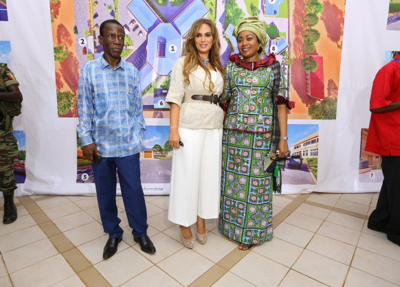 Merck Foundation partners with the First Lady of Guinea to build healthcare capacity and break infertility stigma in the country