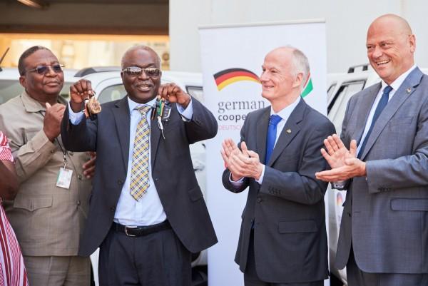German Embassy in Windhoek