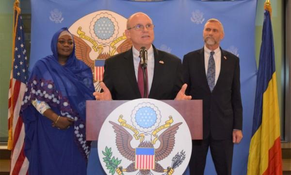Ambassade des Etats-Unis au Tchad