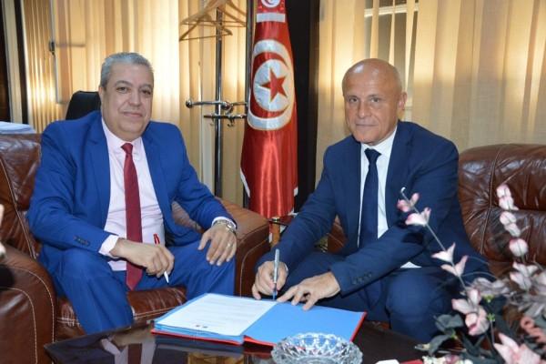 Ambassade de France à Tunis, Tunisie
