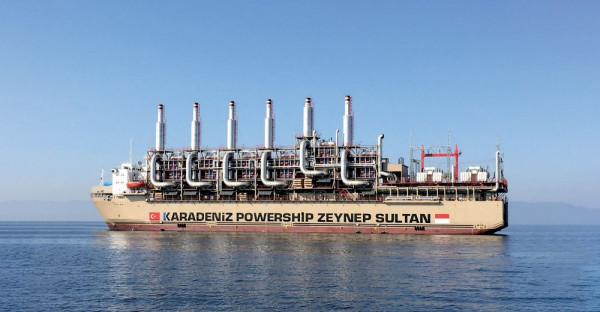 Powerships: A solution for Africa's energy short-term supply?