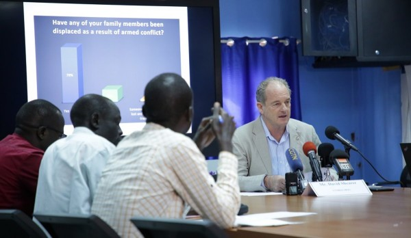 Public opinion survey reveals widespread hope for lasting peace among South Sudanese