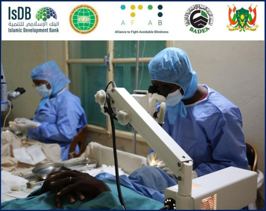 Islamic Development Bank (IsDB): Islamic Solidarity Fund for Development (ISFD) launches Alliance to Fight Avoidable Blindness, Second Generation (AFAB) activities in Niger