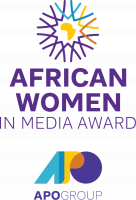 Zimbabwean journalist Debra Matabvu wins the 2020 APO Group African Women in Media Award
