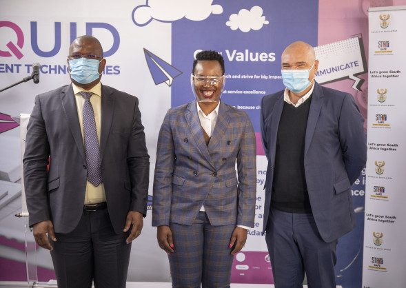 Liquid Intelligent Technologies digitally empowers the youth of Mthatha with the opening of their first Innovation and Digital Centre