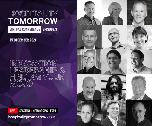 Bench Events partners with the Trusted Executive for third episode of Hospitality Tomorrow