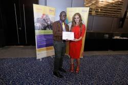Peva F. Gbagornah A.M. Dogliotti College of Medicine, University of Liberia, Liberia.jpg