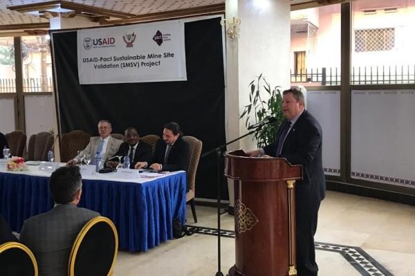 Ambassade des Etats-Unis en République Démocratique du Congo