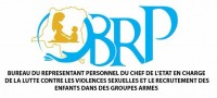 The Office of the Personal Representative of the President of the Democratic Republic of the Congo on sexual violence and child recruitment