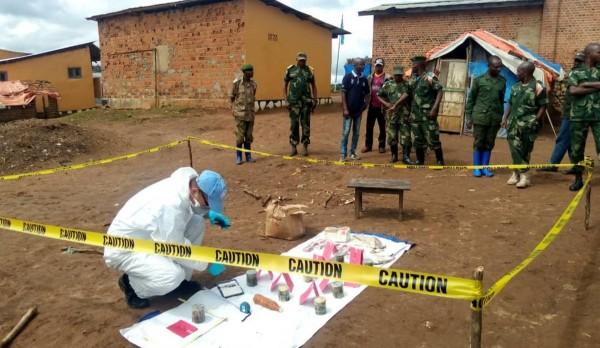 Mission de l'Organisation des Nations unies en République démocratique du Congo (MONUSCO)