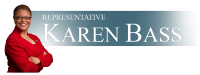 Representative Karen Bass