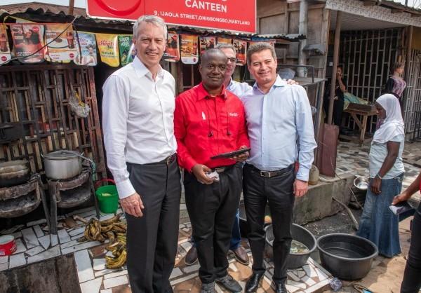 À l'occasion de sa visite en Afrique, James Quincey, PDG de Coca-Cola, déclare que la région est le moteur de la croissance future de la Société