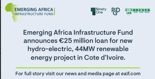 Private Infrastructure Development Group (PIDG)