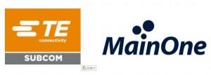 TE SubCom a été choisi pour étendre le système de câble MainOne à la région francophone