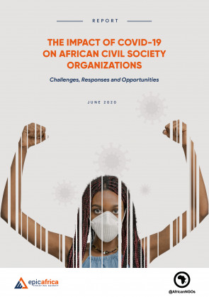 COVID-19 challenges African Civil Society Organisations and opens up new opportunities, says report