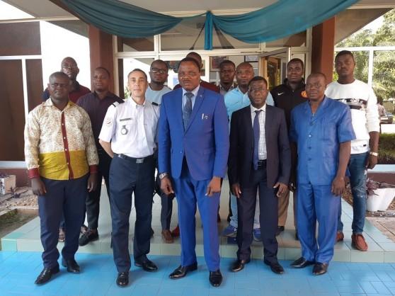 Ambassade de France à Lomé, Togo