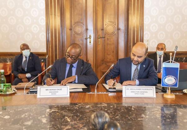 Le Fonds OPEP et la Banque ouest-africaine de développement (BOAD) s'associent pour renforcer la coopération en Afrique de l'Ouest